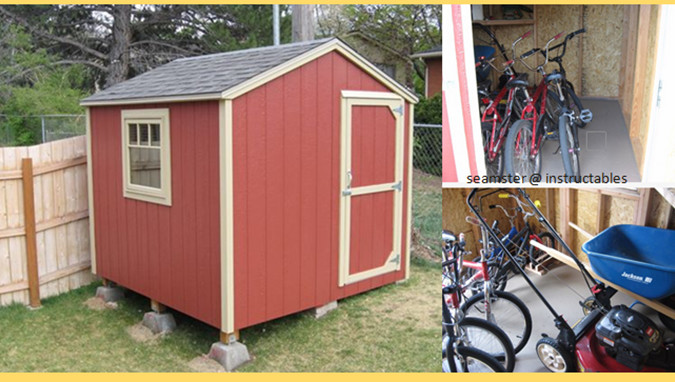 Complete Step Tutorial Making Shed