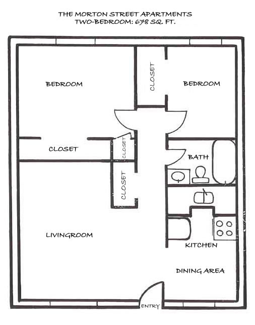 Conan Patenaude Floor Plan Bedroom House