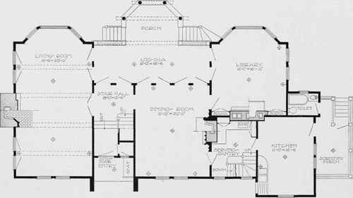 Concrete Building Plans Unique House