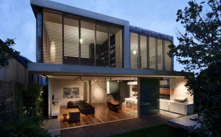 Concrete House Designs Plan Iroonie