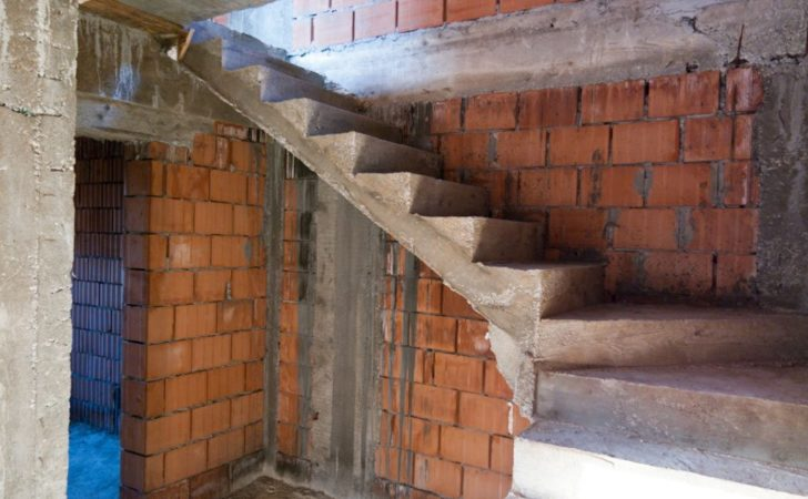 Concrete Stair Design Your House Its Good Idea