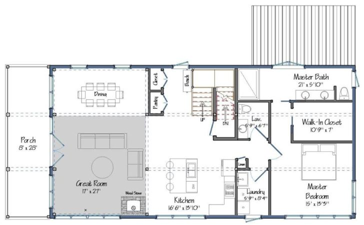 Contemporary Barn House Plans Montshire