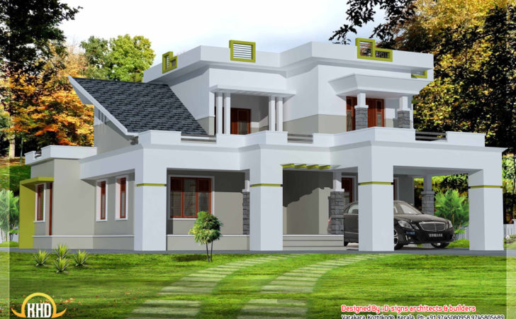 Contemporary Bedroom House Plans Square Feet