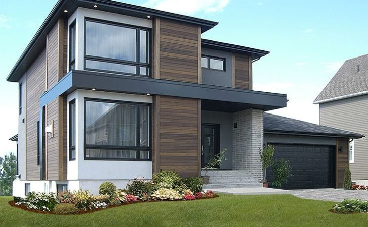 Contemporary House Plans Small Cool Modern Home Designs