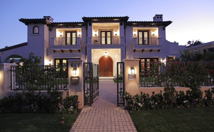Contemporary Tuscan Style Homes Home Styles