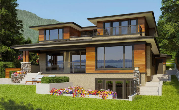 Contemporary West Coast House Designs Design Ideas