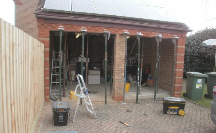 Converting Two Single Garage Doors Into Double Egd Blog
