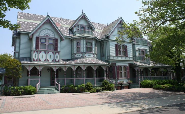 Cool Change Cape May Victorian Homes