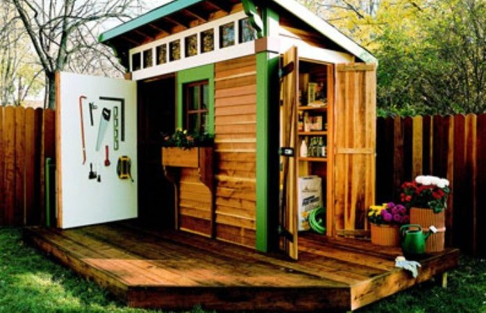 Cool Shed Ideas Painters Louisville