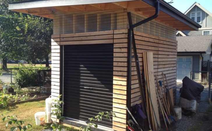 Cool Shed Overhead Garage Door Tips Mateo Para