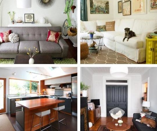 Cool Small Spaces Apartment Therapy Raven Tao Big