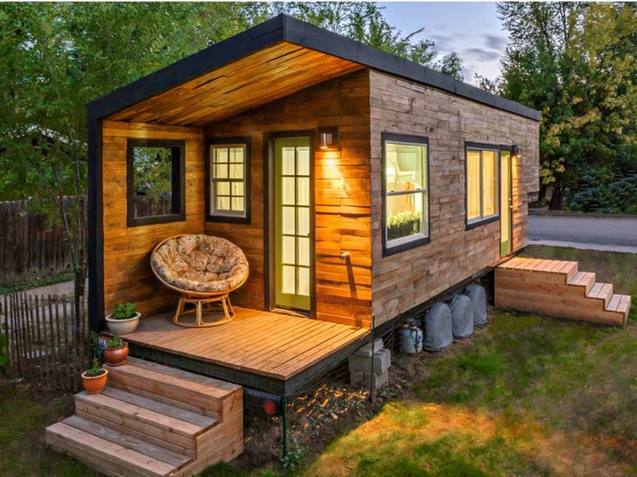 Coolest Tiny Houses Ever Seen Sfgate