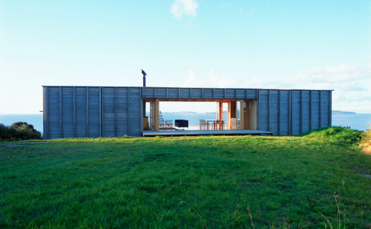Coromandel Bach Protected Timber Beach House New