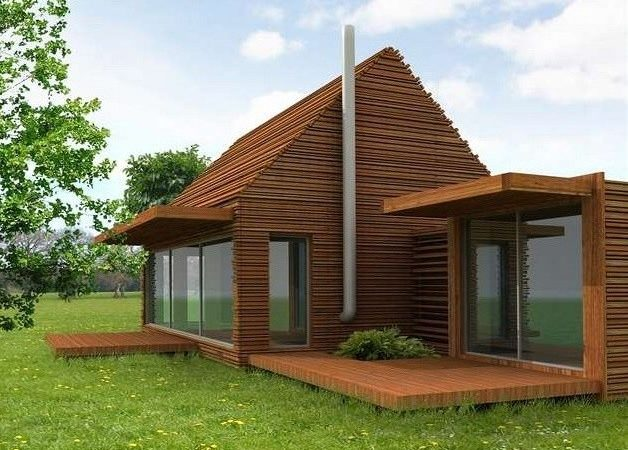 Cost Build Tiny House Cheap Little Comfortable
