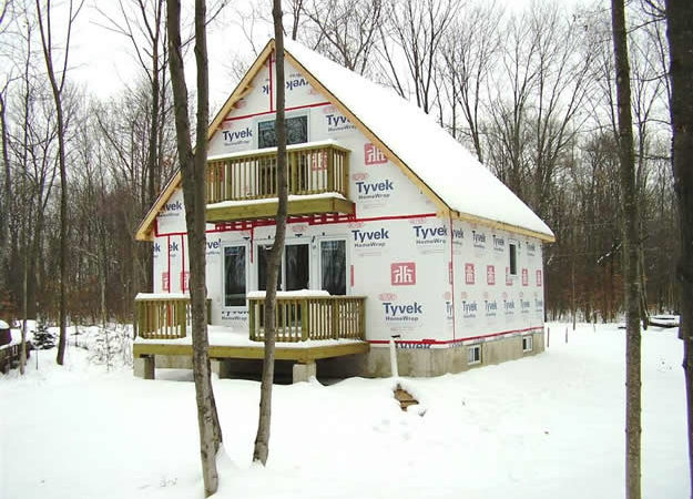 Cottage Building Costs Everyday Weekender