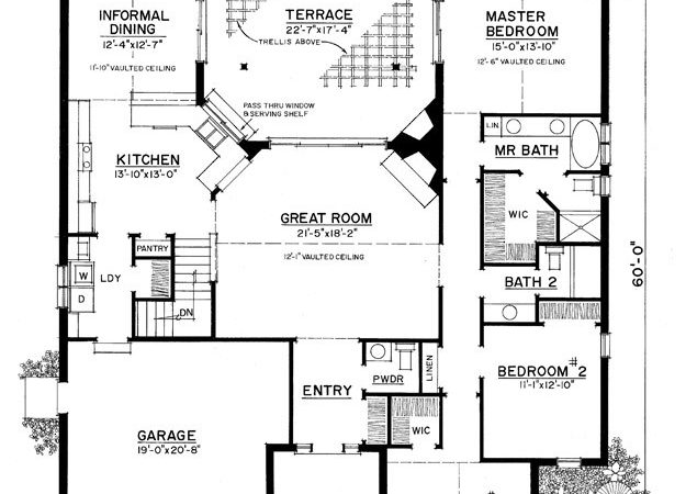 Cottage House Plan Ultimate Home Plans