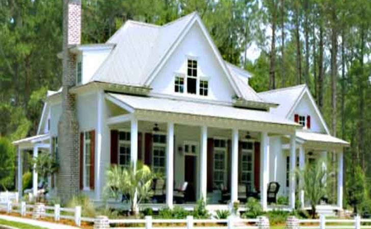 Cottage House Plans Southern Living Style