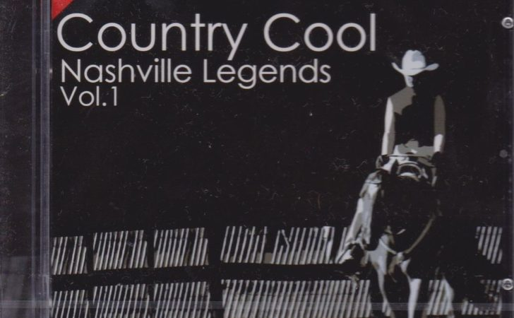Country Cool Vol Nashville Legends New