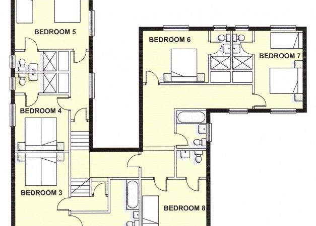 Country Home Open Floor Plans House