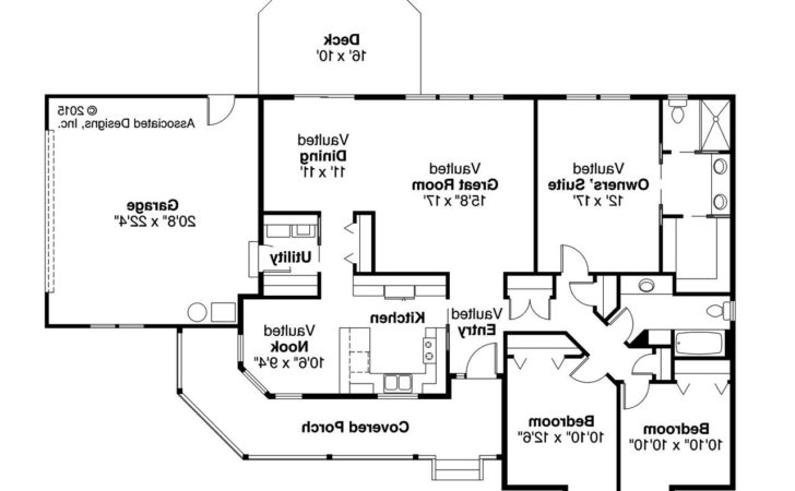 Country House Designs Floor Plans Style