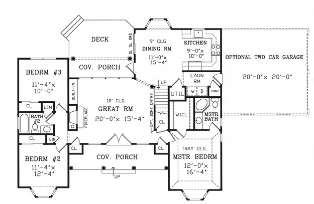 Country House Plan Ultimate Home Plans