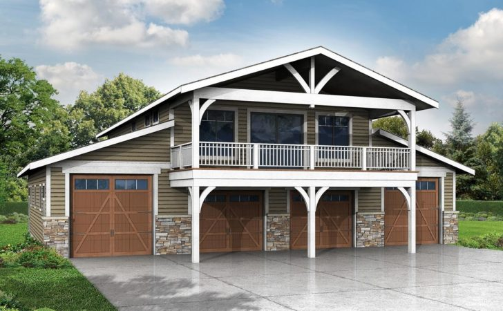 Country House Plans Garage Rec Room