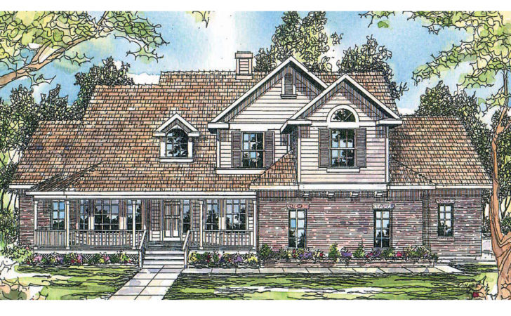 Country House Plans Heartwood Associated Designs