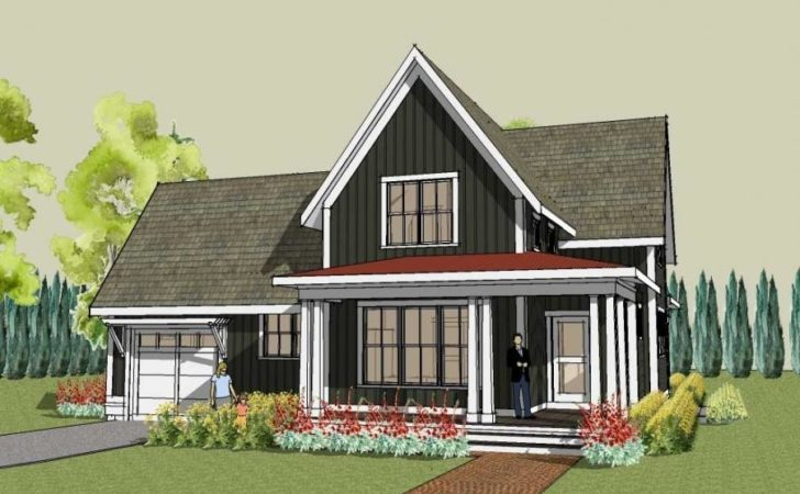 Country House Plans Photos
