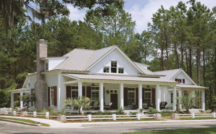 Country House Plans Southern Living