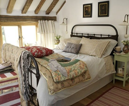 Country Style Bedroom Design Ideas Housetohome