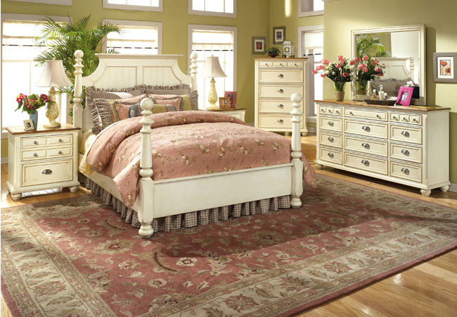 Country Style Bedrooms Decorating Ideas Modern Home