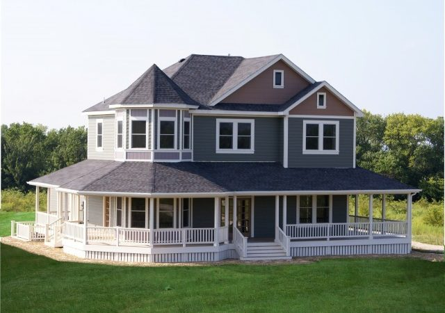 Country Victorian Exterior Traditional