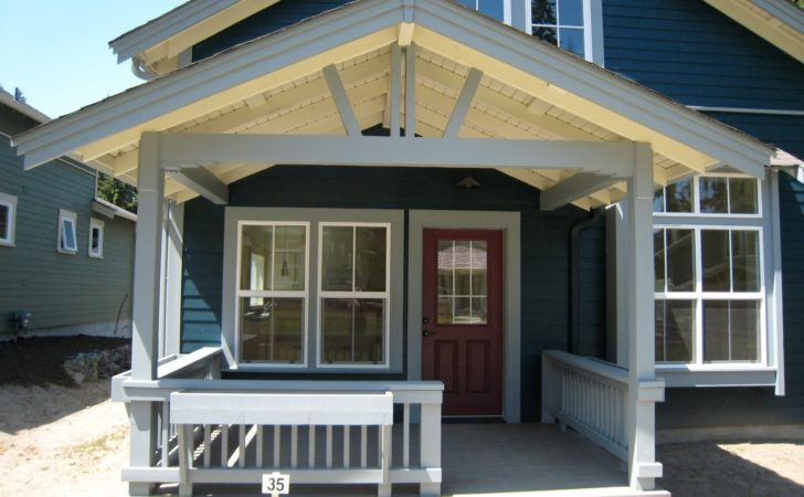 Covered Front Porches
