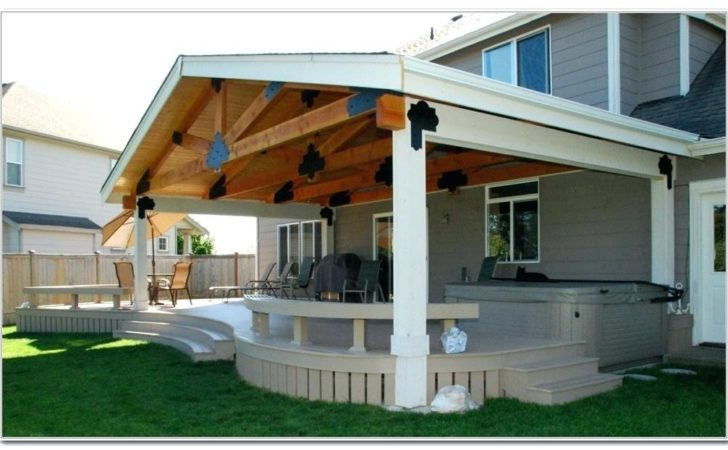 Covered Porch Plans