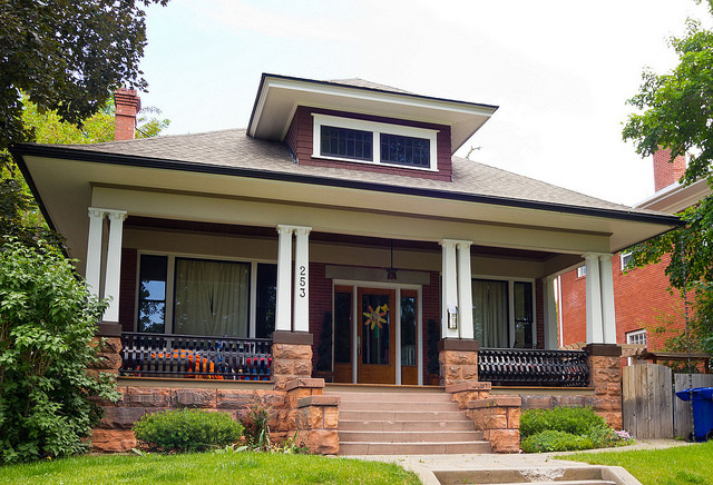 Craftsman Bungalow House Flickr Sharing