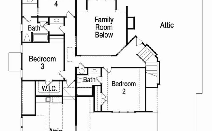 Craftsman Cottage Home Plans Floor