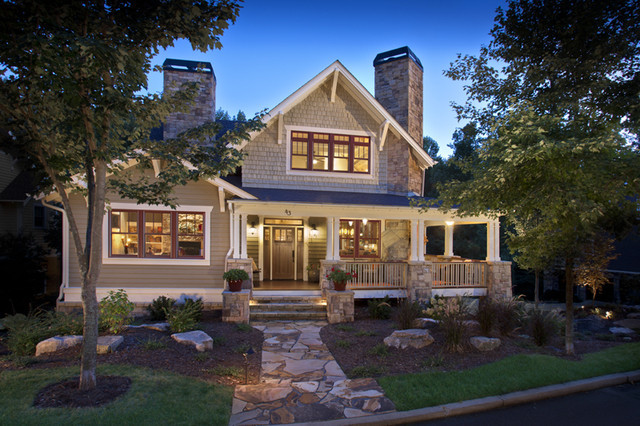 Craftsman Home Exterior Other Metro