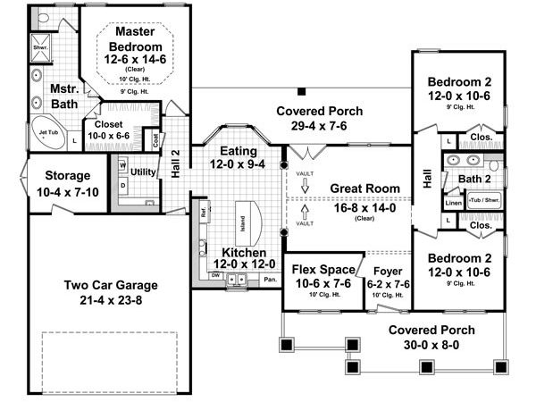 Craftsman Home Plans Coolhouseplans