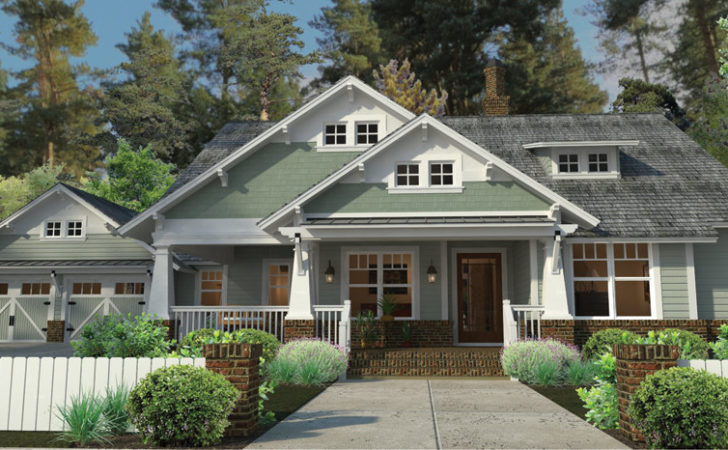 Craftsman Home Plans Style Designs