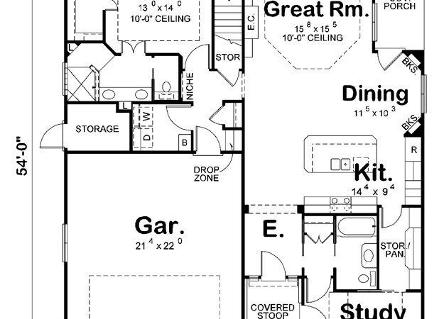 Craftsman House Plan Ultimate Home Plans