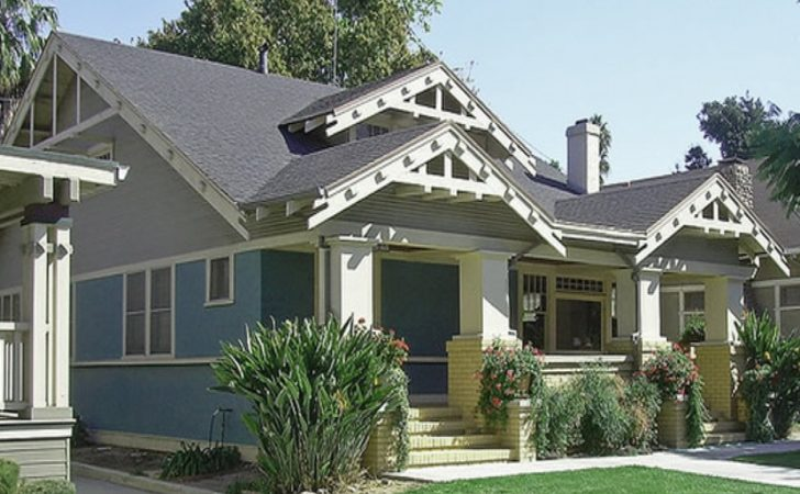 Craftsman House Plans Designs Style