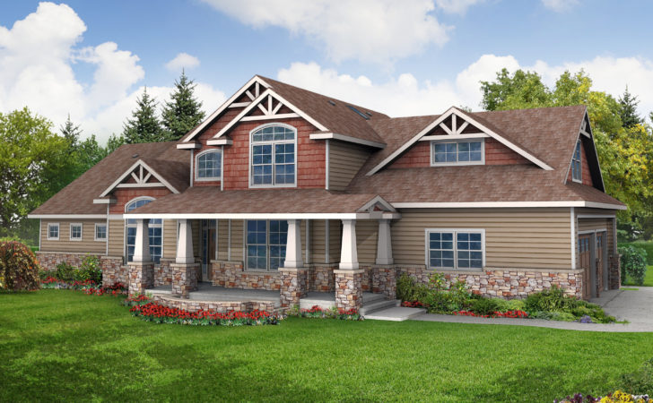 Craftsman House Plans Home