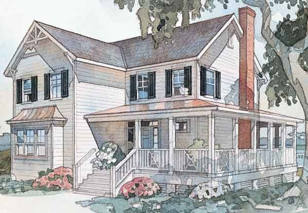 Craftsman House Plans Southern Living
