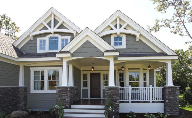 Craftsman Style Exterior Colors