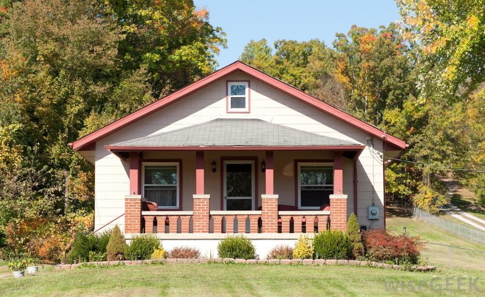 Craftsman Style Home