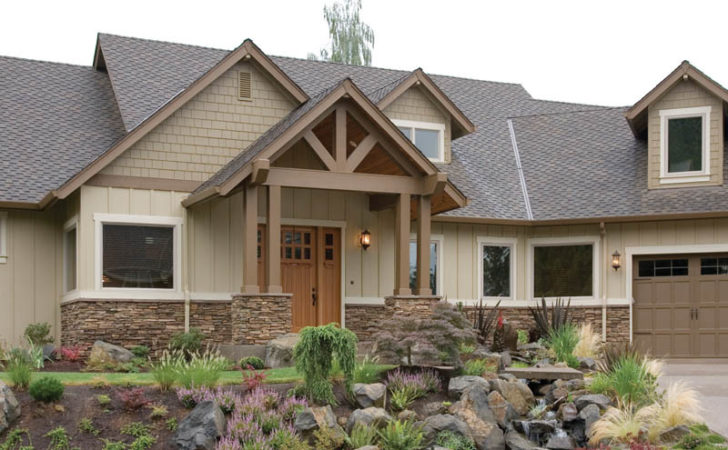 Craftsman Style House Plans Angled Garage Cottage