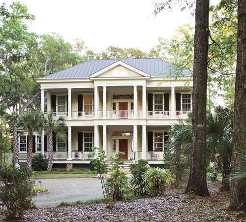 Creating Character Southern Living