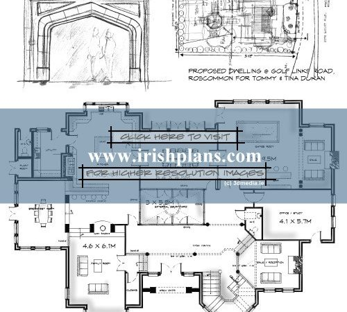 Creative Design Layout Plans Proposed House