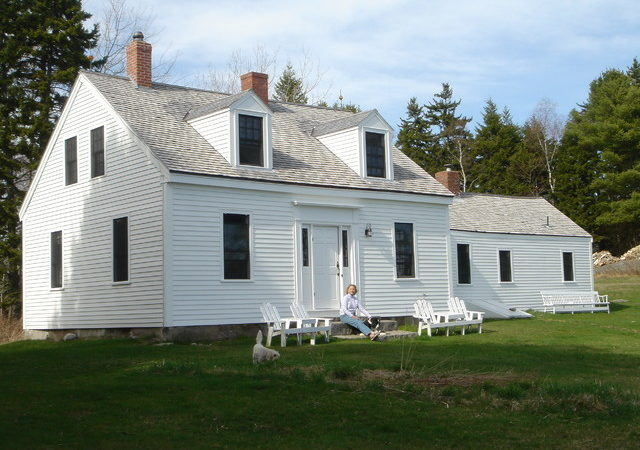 Crooked Cottage Charm Featured Maine Home Design