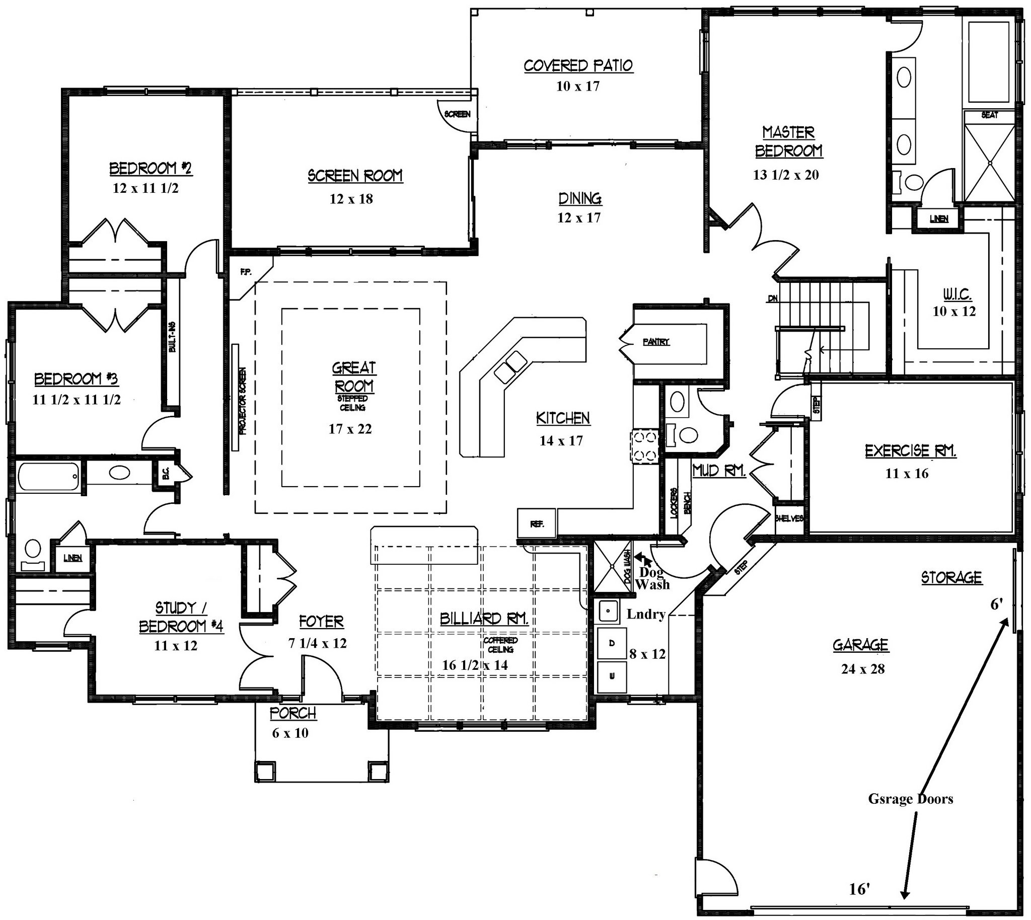 Custom Floor Plans Home Floorplans House